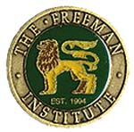 The Freeman Institute Medallion