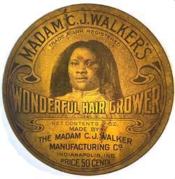 Annie Malone First African American Millionairess Educator Entrepreneur Philanthropist Courtesy Of The Freeman Institute Www Porocollege Com